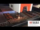 GF-1530JH 3KW оптоволоконный лазерный станок для резки 16mm углеродистой стали