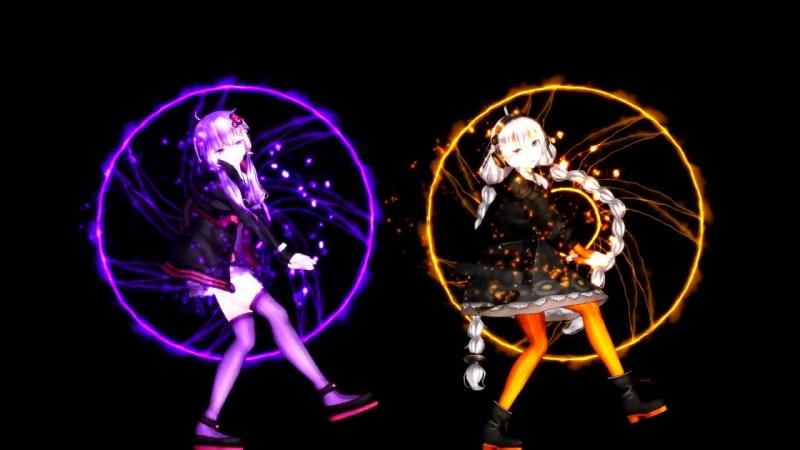 【MMD】フリィダムロリィタ_Freedom Lolita ゆかりあかり