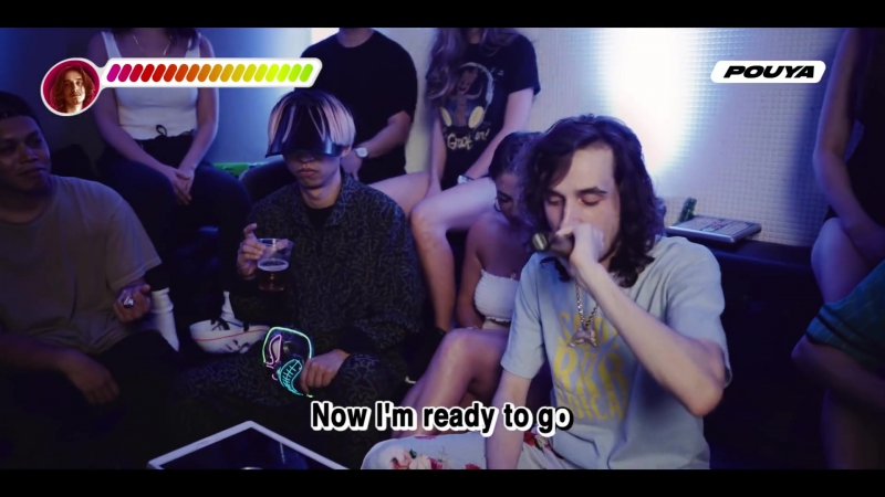 POUYA masters karaoke of Lil Pump D Rose and Outkast B.O.B.
