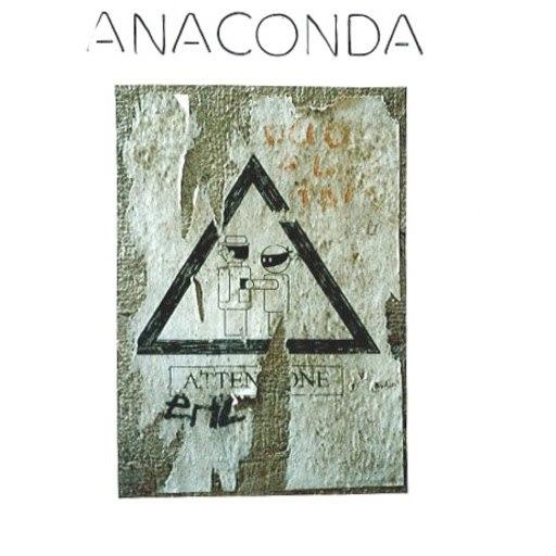 Anaconda альбом Anaconda