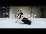 1Million dance studio Be My Baby - Ariana Grande (ft. Cashmere Cat) / May J Lee Choreography