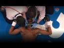Боксер изЮАР победил нокаутом за11 секунд