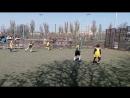 ЧГ - U7 ДЮФК Голкипер - СК Титан 9:4 ІІ тайм 14.04.2018 Стадион УТБ ДЮСШ Металлург