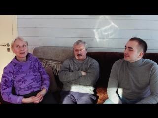 Видео-отзыв. Пристройка к дому. Николай и Елена Ларионовы.
