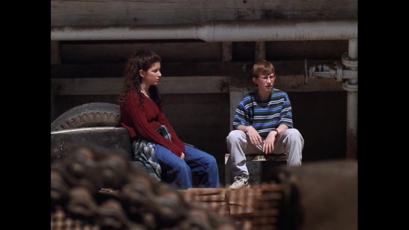 В тайне Under Wraps (1997) (ужасы, комедия, семейный)