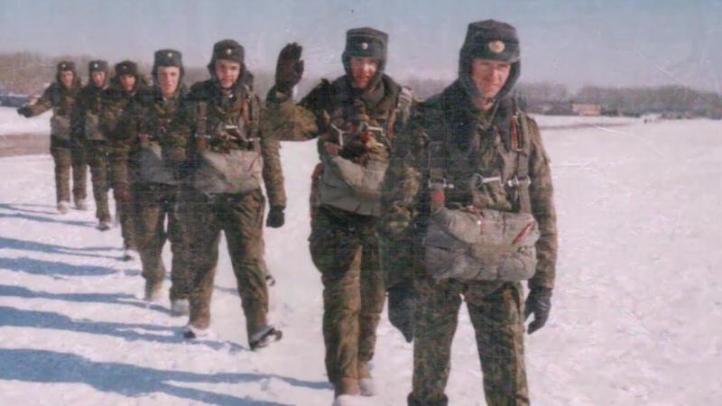 Спецназ ФСБ ВЫМПЕЛ Павел Скороходов