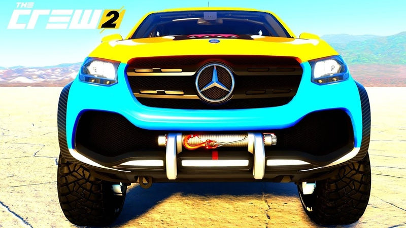THE CREW 2 GOLD EDiTiON (RALLY RAiD) WHiTE DESERT 280 EPiC DETAiLS PART 234 ...