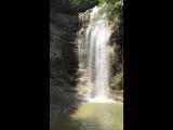 Водопад. Тбилиси