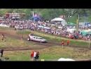 ЛимузинТрактор на Бизон Трек Шоу 2018