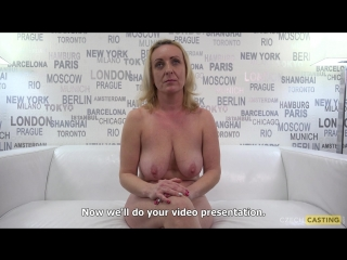 [CzechCasting] Gerlinda (4928) (Casting, Sex, Amateur, Deepthroat, Cumshot, Blowjob, Gonzo, Blonde, Milf, HD, New Porn, 2018)