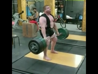 Влад Алхазов 420 кг