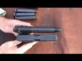 Beretta 92FS vs Glock.