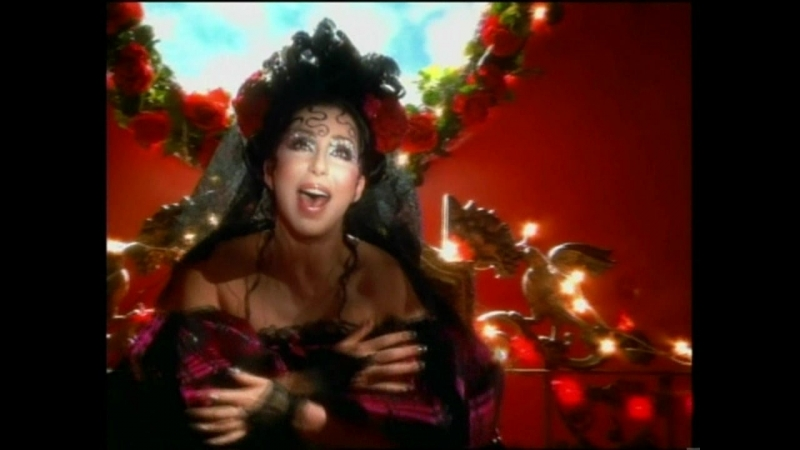 Cher - Dov'e L'Amore (Emilio Estefan Jr. Radio Edit) /1999/