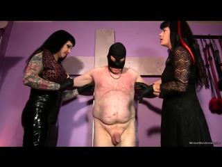 EV and Maya Tickle Torture