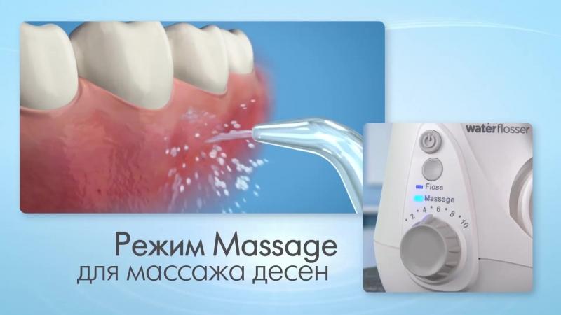 Waterpik Ultra Professional - RUS mini