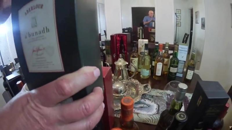 Ninel maam California | Коллекция виски и посуда, из которой пьют виски - 20|ХХ