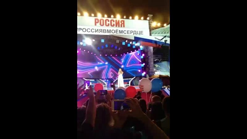 Настенка Кисёнка - Live