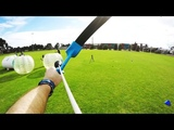 The POV Archer Archery Attack PVP Archery Arrow Tag