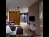 Интерьер стильной квартиры для молодой семьи