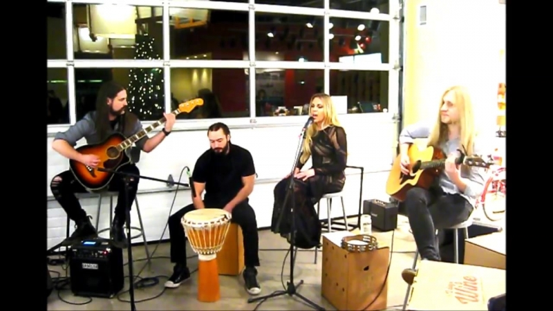 Kobra And The Lotus - Modern Day Hero - Live Acoustic