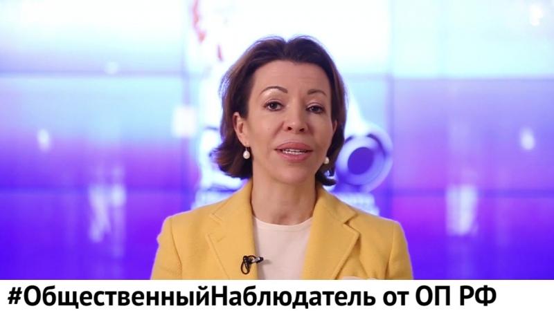 Общественный Наблюдатель Крашенникова о предстоящих выборах.