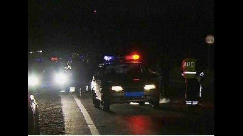 Водитель пытался спалить автомобиль в Новороссийске