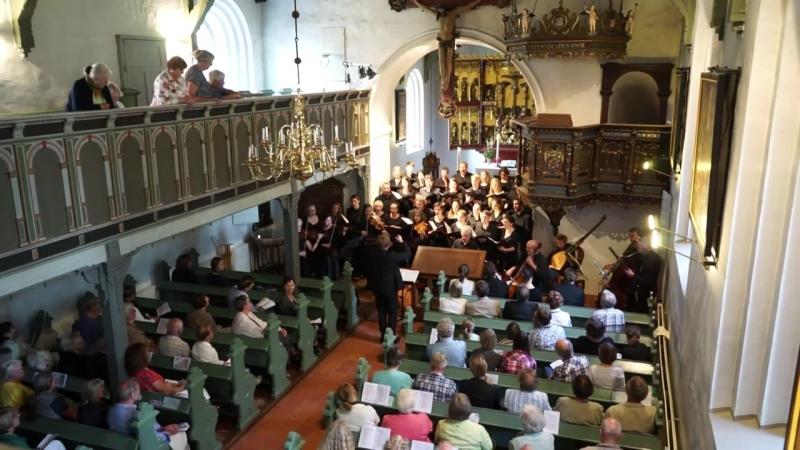 Nikolaus Bruhns - Stylus Phantasticus Concert - Ensemble Avelarte Nicolaus-Bruhns-Consort [Guido Mattausch]