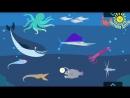 Планета Земля. Развивающий мультик для детей