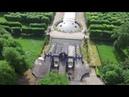 Domaine de Saint Cloud Vue du ciel Drone DJI Phantom 3 Standard