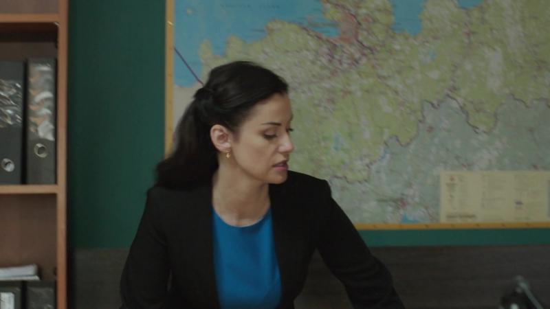 Анна Ковальчук в сериале Тайны следствия 17 (2017) - 8 серия