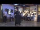 Grandmaster Samuel Kwok performs Chum Kiu at Ip Man Tong