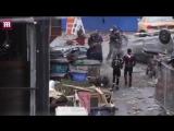 Видео со съёмок фильма «Мстители 4».mp4