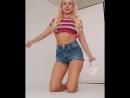 Lexi Belle красивая аппетитная блондинка звезда порно и ее шикарные упругие сиськи и сочная попка, секс няшка жопа шлюха