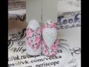 Очень красивый и нежный дизайн ногтей ко дню святого Валентина - 14 февраля. Рисунок ногтей