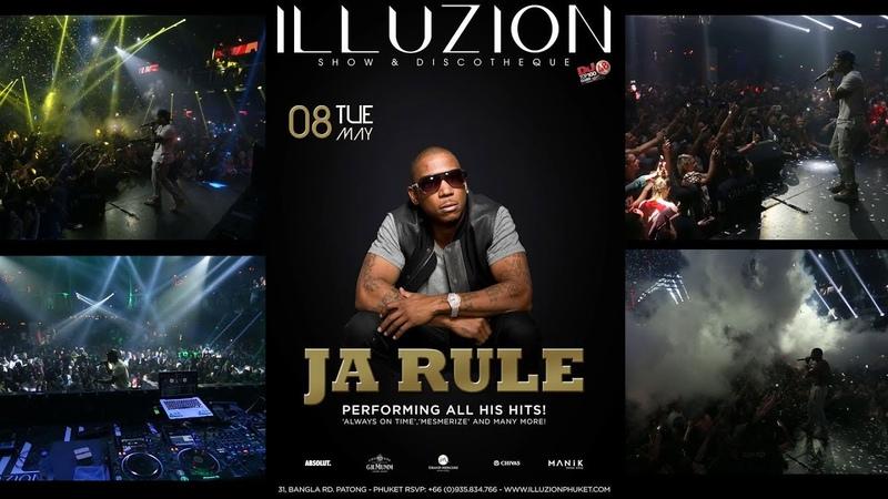 HV143 - Ja Rule live (Phuket, 2018)