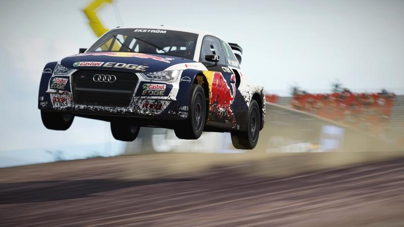 Audi S1 EKS RX quattro [Project CARS 2 | Xbox]