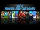 24\7 TV HD Кино и мультфильмы