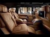 LUXURY INTERIOR Range Rover and Land Rover 2019
