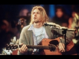 Nirvana - Unplugged in New York (полный концерт - все песни и диалоги) HD 720p
