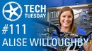 Alise Willoughby Interview Tech Tuesday 111