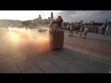 Баба Яга-2017 на гиро-ступе... (это стоит посмотреть. HD)