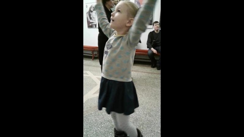 после первого действия балета Золушка