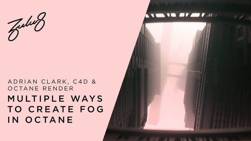 Zulu 8 How To Create Fog In Octane C4D