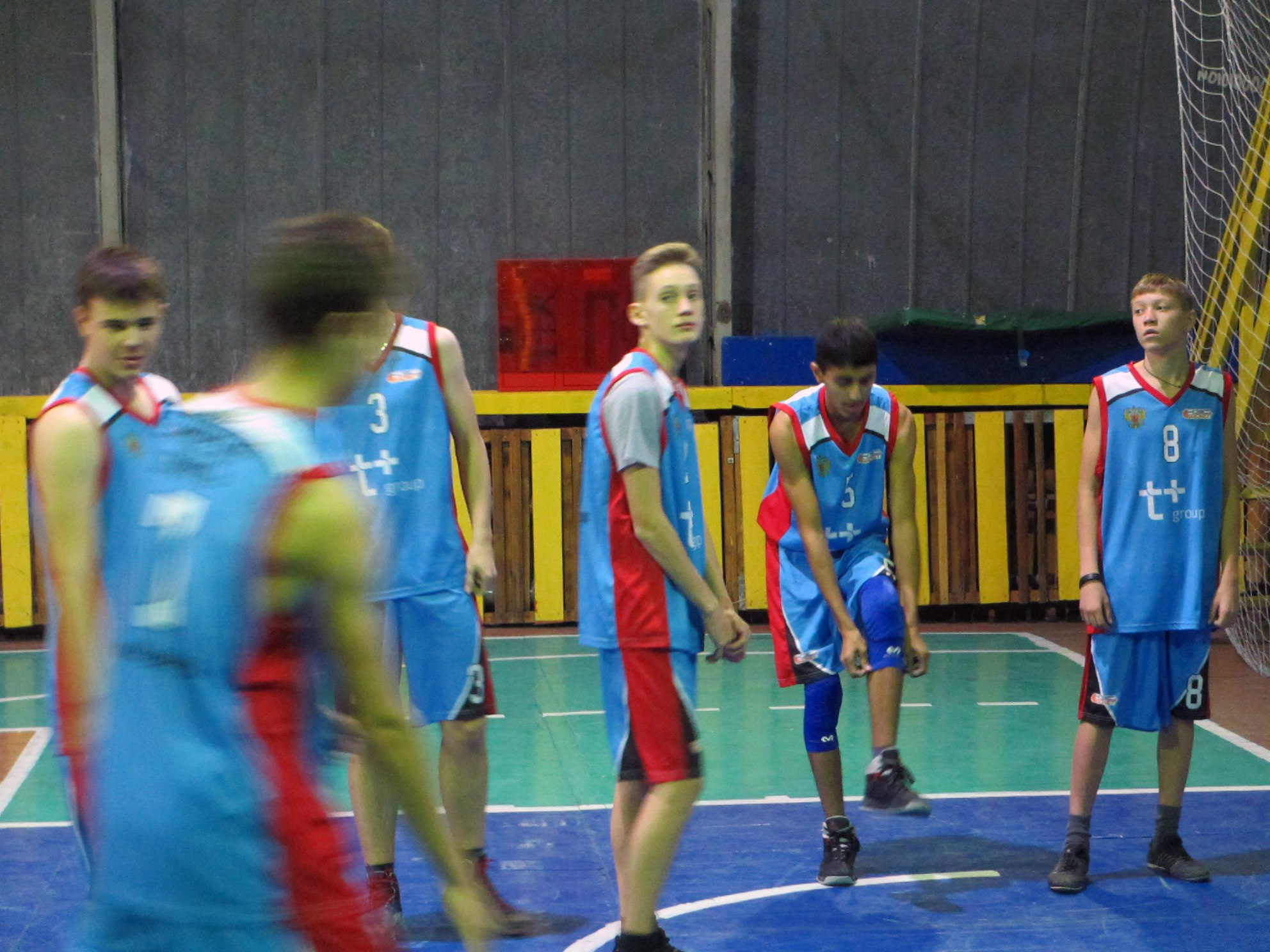 Баскетбол 2017 Сызрань
