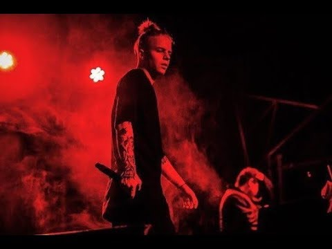 PHARAOH ft. GHOSTEMANE - Blood Oceans [Киев/08.04.18/Bingo]