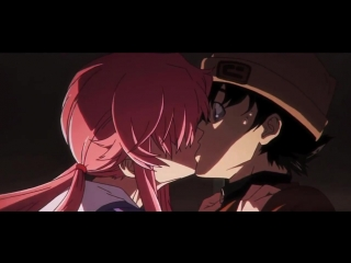 Music: VAGUE002 -- Deadboy ⚡[AMV Anime Клипы]⚡\ Mirai Nikki \ Дневник Будущего \