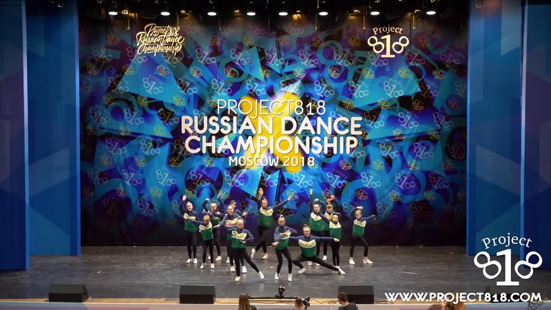 L`TEENS NEO | JUNIORS BEGINNERS ★ RDC18 ★ Project818 Russian Dance Championship ★e Championship ★