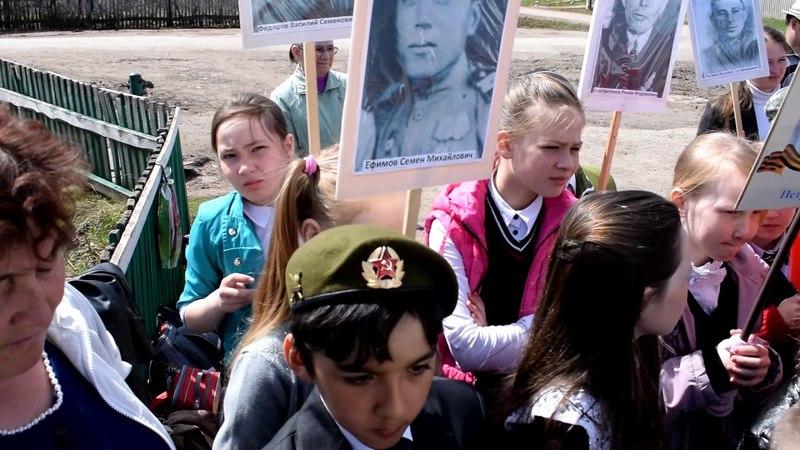 День Победы в Юламане. Мы помним! Мы сохраним!