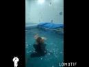 Сашеньке нравится плавать, и мы ждём его в гости снова🐋💦💦💦