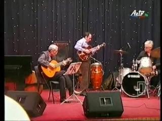 Рафик Велиметов, Барат Рагимов & Сергей Краснянский - Azeri jazz ///Бакинский джаZZ///